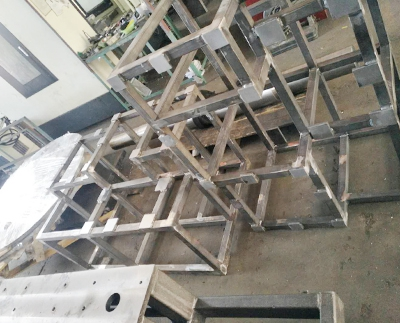 tianjinWelding Processing of Frame